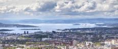 La meg ta deg med til Oslo: Den udelelige byen