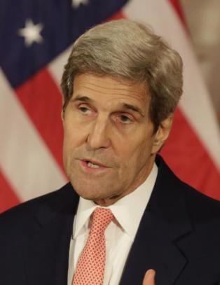 Kerry: - USA spionerer ikke p� Frankrike