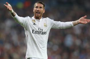Slakter Ramos:- Han  er en forr�der som har brukt Manchester United