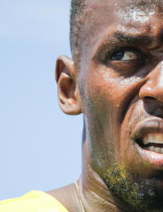 Usain Bolts navn mangler p� startlista i Jamaicas VM-uttak