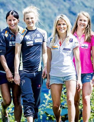 Langrennsjentene: - Derfor er langrenn heitest i Norge
