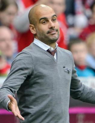 Bayern m�ter Hamburg i serie�pningen