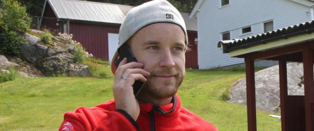 - Om han kunne valgt, s� vet alle at Petter heller ville kj�rt rally enn rallycross