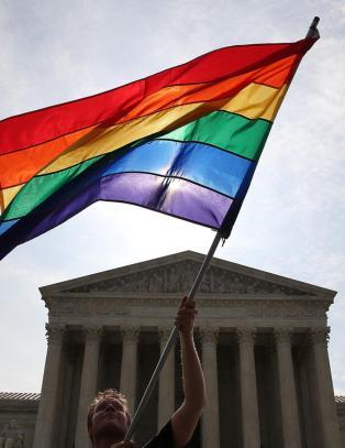 USAs høyesterett gir grønt lys for homoekteskap