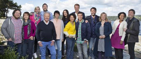 Halvparten av programlederne jobber ikke i NRK