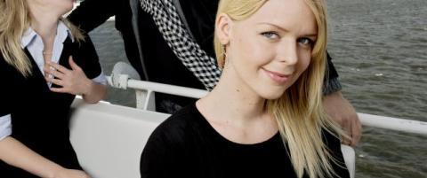 Ina Kringlebotn (32) d�de av f�flekk-kreft