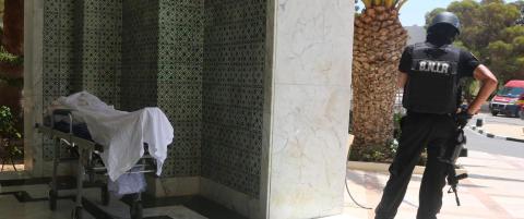 Ekspert om tunisiske ekstremister:  - Ser ut som ensomme ulver