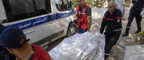 Tunisia stenger ned 80 �giftige� mosk�er etter strandmassakren