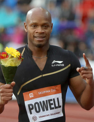 �rsbeste for Powell. Suste inn til seier