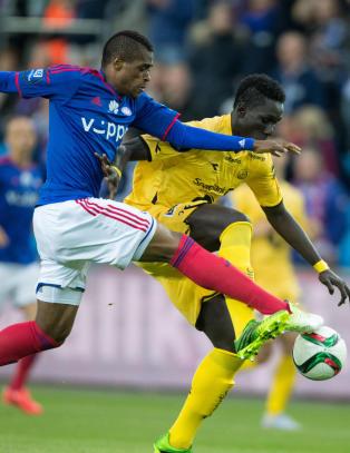 Vieux San� gjennomf�rer medisinsk test i Rosenborg, mandag