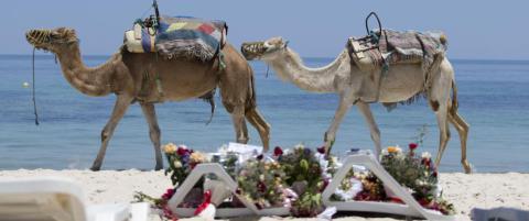 Terroristens naboer: - Han jobbet p� et av strandhotellene