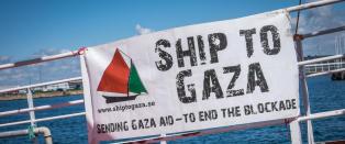Israel stoppet norsk-svensk aktivistb�t