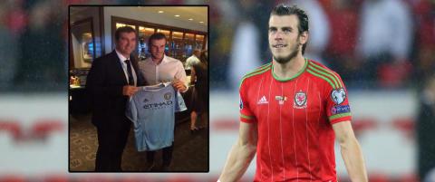 Bale-bildet som skaper rykteflom
