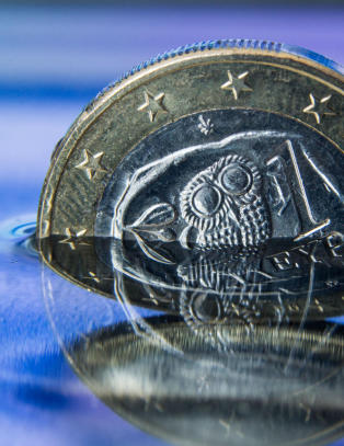 Tomt for euro p� Sola
