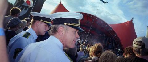 116 narkotatt p� Roskildes f�rste dag