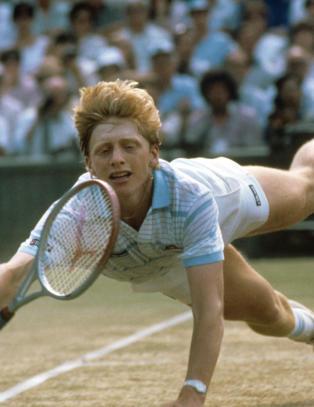 Beckers hyllest til Wimbledon skaper store diskusjoner