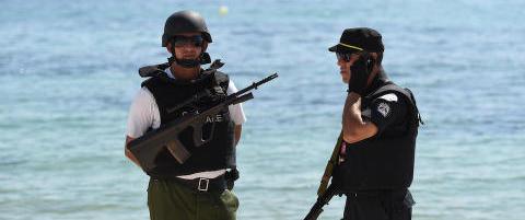 Flere p�grepet etter strandmassakren i Tunisia