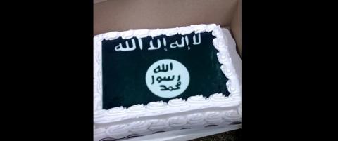 Walmart sa nei til s�rstatskake, men ja til IS-kake
