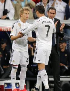Martin �degaard f�r 30 skjebned�gn til � overbevise Real-trener Rafael Benitez