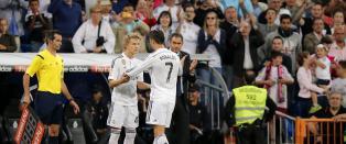 �degaard f�r 30 skjebned�gn til � overbevise Benitez