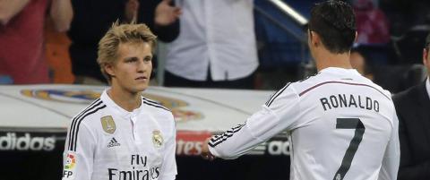 Dette m� du betale for � se �degaard og Ronaldo p� Ullevaal