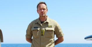 Slik jager Kripos menneskesmuglere i Middelhavet