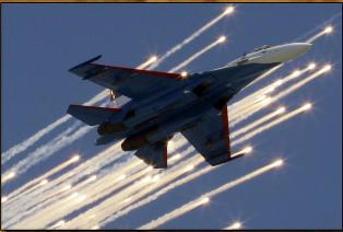 Russere skj�t narrebluss mot svensk fly: - Dette er sensasjonelt