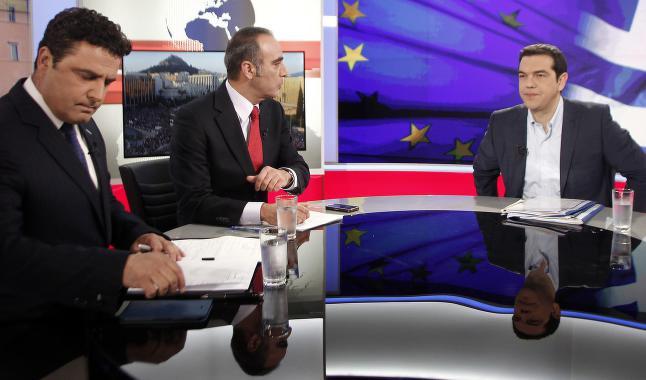 Hellas' statsminister med nytt forslag til eurosonen