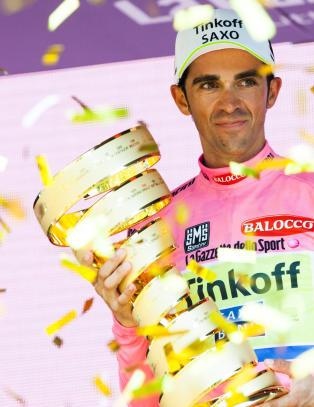 �Det umulige� motiverer Contador