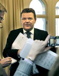 �ystein Djupedal har meldt seg ut av SV og inn i Ap