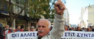 Du skal ikke misunne greske pensjonister