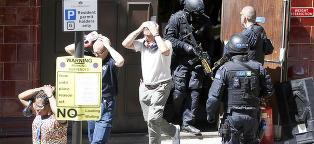 London forbereder seg p� fremtidig terrorangrep. 1000 i omfattende �velse