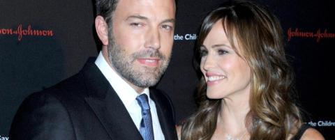 Ben Affleck og Jennifer Garner skiller seg