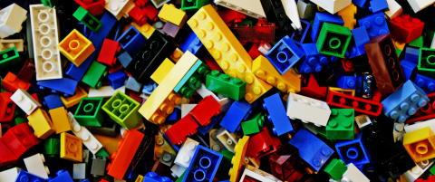 N� vil Lego bytte ut plasten