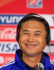 Japan skr�sikre p� at de sl�r England og g�r til finalen