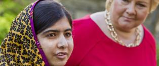 Malala til Oslo