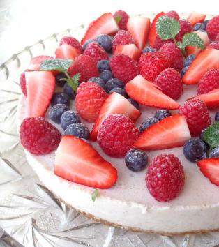 Den ultimate sunne ostekaken som du vil elske
