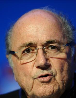 Blatter: - Jeg er ikke korrupt