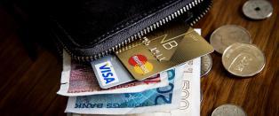Unng� � bli fl�dd: De beste kredittkortene