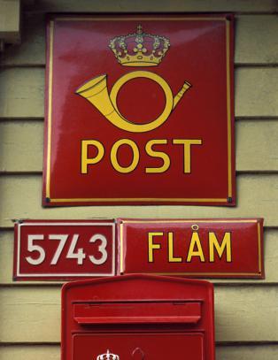 Nesten 20 000 husstander f�r nytt postnummer