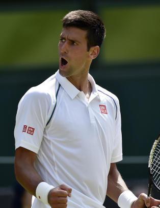 Enkel Djokovic-seier: - Jeg gir kampen en sjuer eller �tter