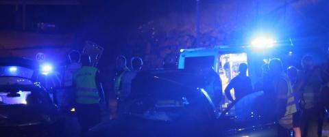 Jente omkom i bilulykke i �stfold. Flere er skadd