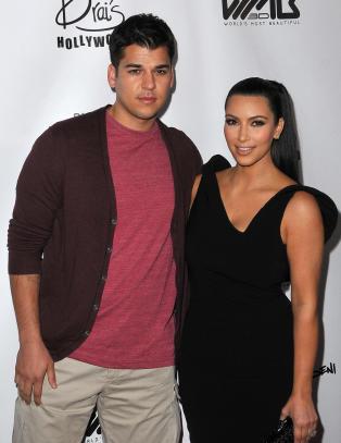 Kim Kardashian om broren: - Det er ikke s� mystisk det som har skjedd