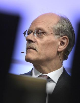 Rentesjokk fra Riksbanken