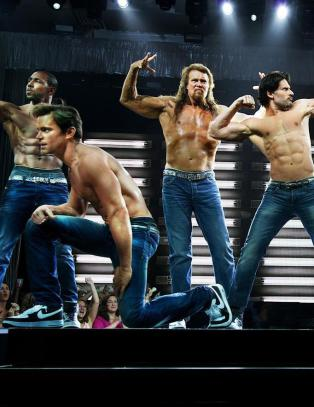 Anmeldelse: �Magic Mike XXL�