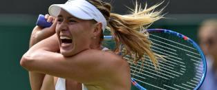 Skaper raseri med st�nning i Wimbledon