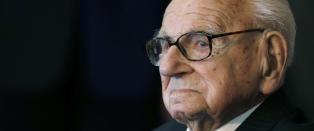 Ventet 50 �r med � fortelle kona at han reddet 669 j�diske barn fra holocaust