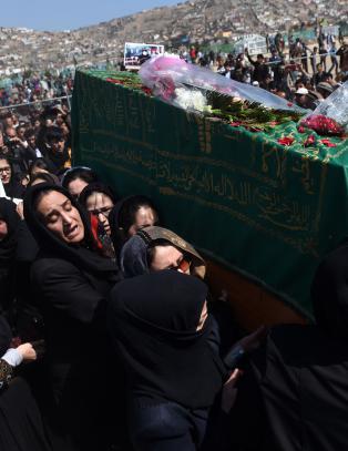 Afghansk domstol opphever d�dsdommer for lynsjing
