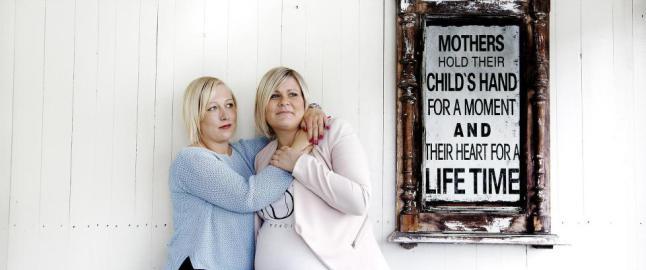 Begge mistet barn i kreft: �Linda er ei venninne som jeg helst ville ha sluppet � bli kjent med�