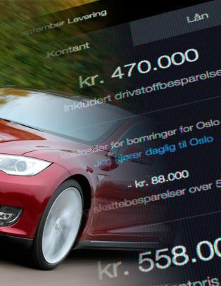 Mener Tesla lurer norske kunder
